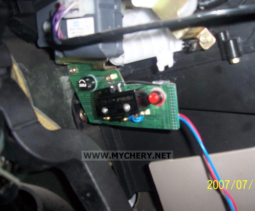装A520热水电磁阀作业 奇瑞忘了我们这些小白鼠了吗图片