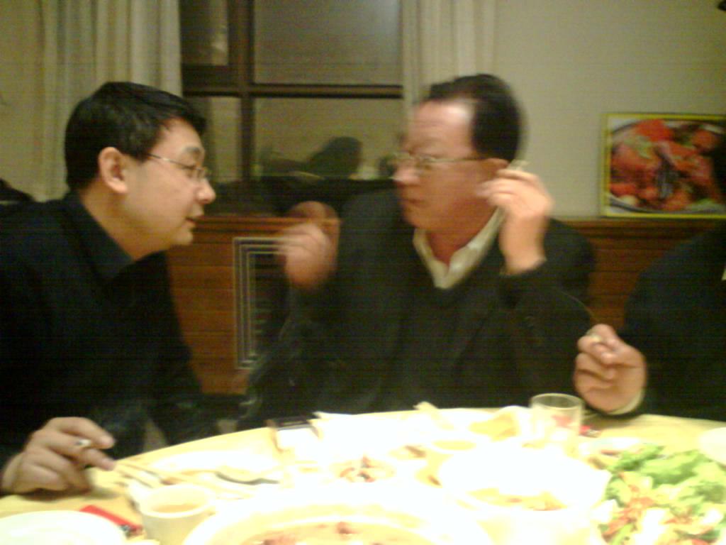 李明冀教版人物-酒协成立 与会人员,哈哈
