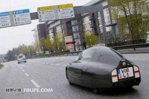 明年上市的4000元大众单人汽车 组图高清图片