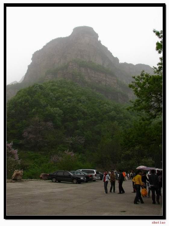 安阳行 林州太行大峡谷图片
