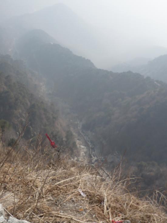 一个人的背包旅行 曲阜 泰山游