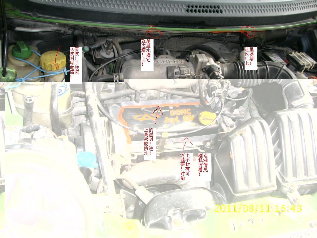 缺缸 更换老旧发电机皮带高清图片
