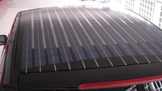 车用太阳能板